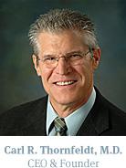 Carl. R. Thornfeldt M.D.